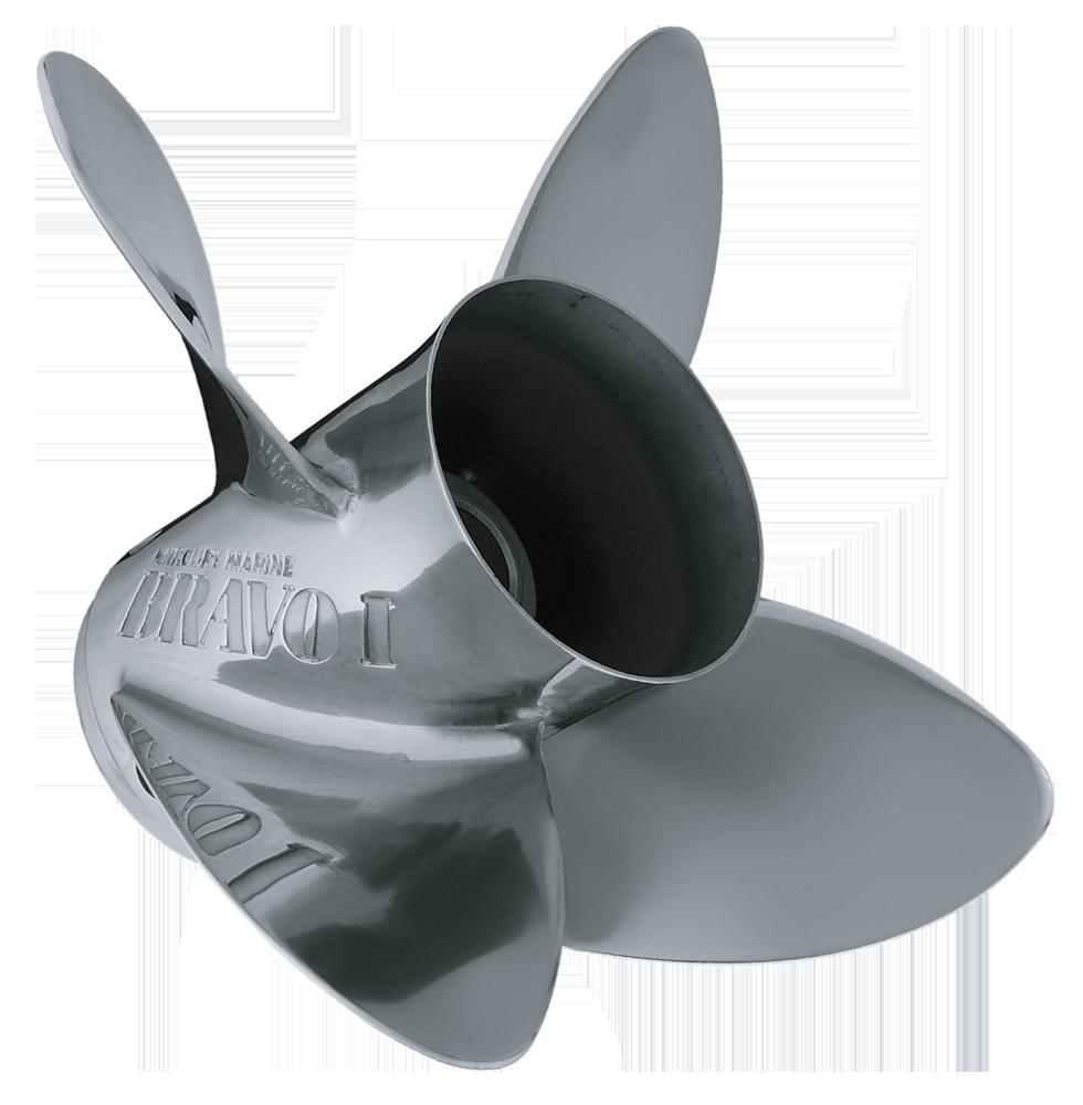 Bravo I LT Propeller Information Sheet 1