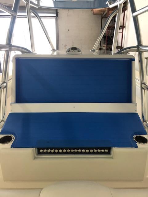 Preferred Marine Fishing Team Boat Build 13