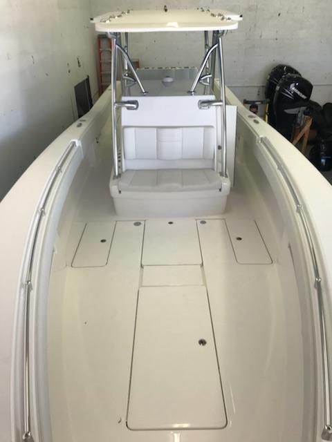 Preferred Marine Fishing Team Boat Build 17