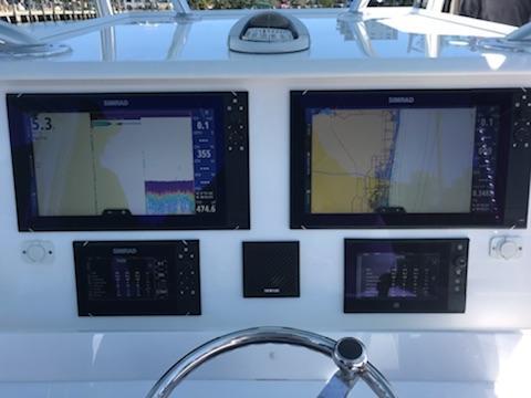 Preferred Marine Fishing Team Boat Build 18