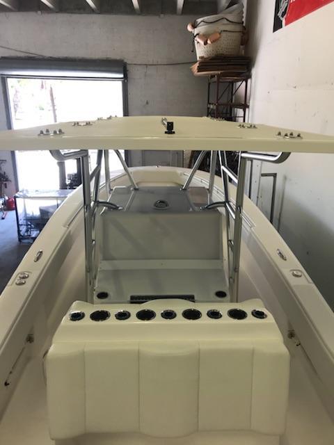 Preferred Marine Fishing Team Boat Build 23