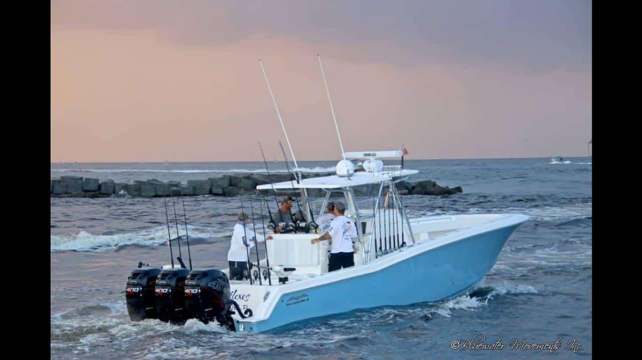 Preferred Marine Fishing Team Boat Build 24