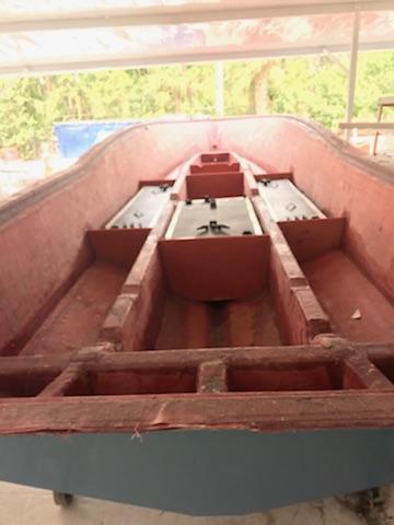 Preferred Marine Fishing Team Boat Build 28