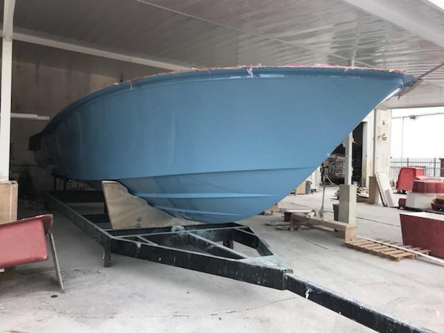 Preferred Marine Fishing Team Boat Build 42