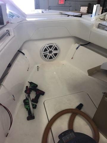 Preferred Marine Fishing Team Boat Build 44