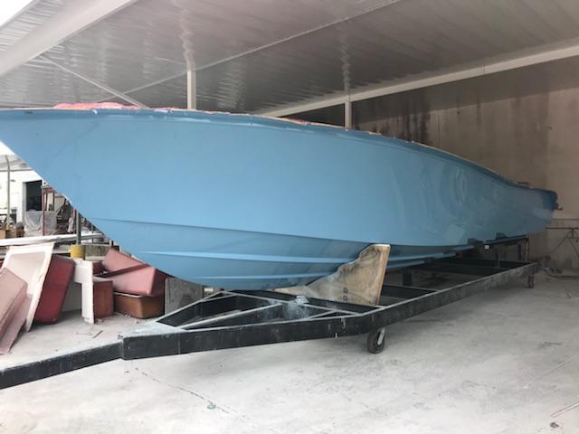 Preferred Marine Fishing Team Boat Build 51