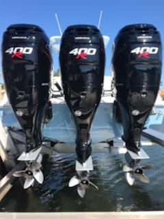 Preferred Marine Fishing Team Boat Build 53