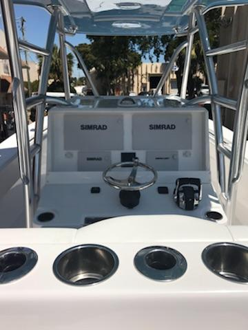 Preferred Marine Fishing Team Boat Build 56