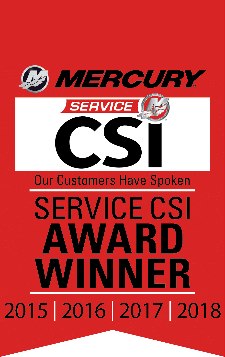 Preferred Marine CSI Award